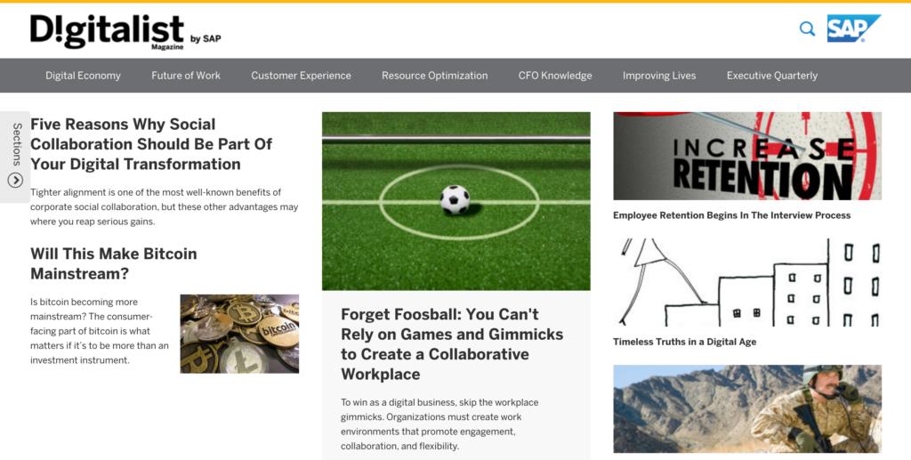 【第3回】SAPに学ぶ BtoB企業のコンテンツマーケティングのポイント