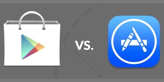 アプリストア最適化のためのGoogle PlayとApp Storeの違いを考える