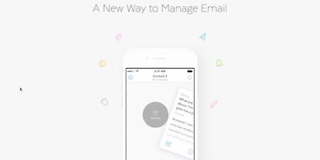メール管理に最強アプリ登場!「Morning Mail」で【スワイプ】だけでメールを捌け!