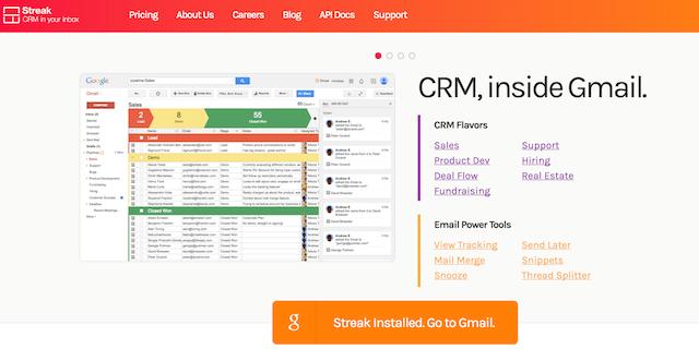 Gmailを「Excelのように」使える!?メールを最強の武器にする拡張機能「Streak」とは