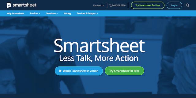 エクセルやスプレッドシートを越える便利さ! 資料作成を超・効率化するSmartsheet