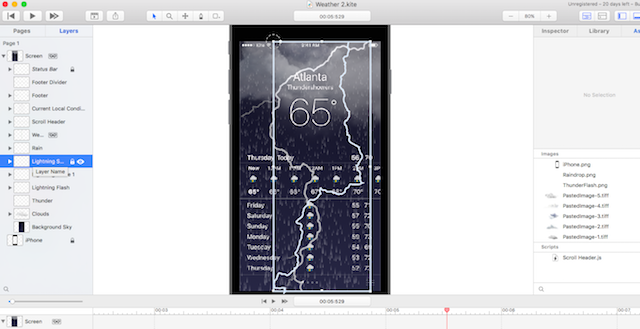 プロ級のアニメーションを、Keynoteの手軽さで!最新プロトタイプツール「Kite」とは