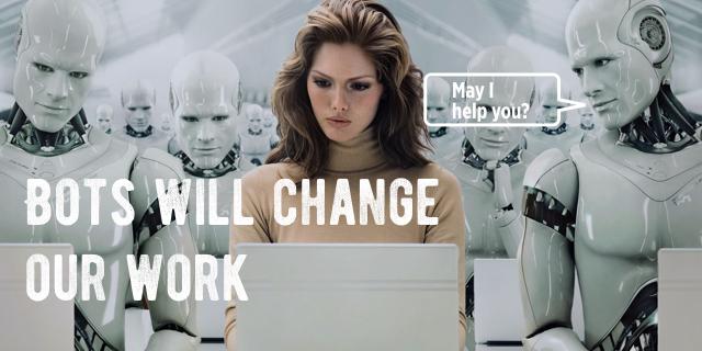 botと触れ合えてますか? ユーザー体験の向上・業務の生産性をあげるbotたち