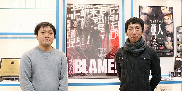 ポリゴン・ピクチュアズが創る最先端のアニメ制作ワークフロー。選んだのはSHOTGUN!