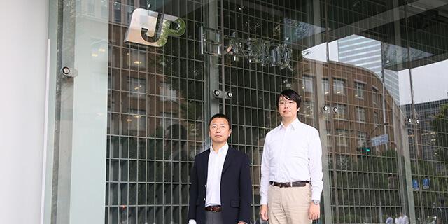 日本郵便の大改革!1拠点で50,000枚超、名刺をすべてデータ化する「Sansan」の活用法
