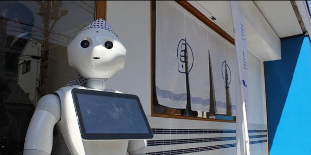 魚屋の店頭にロボット!?IT技術で変わる、小売マーケティングの未来図とは