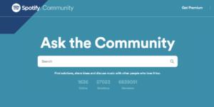 【Spotify、他2社】海外「コミュニティ」の実態に迫る!サービス改善から課題解決まで