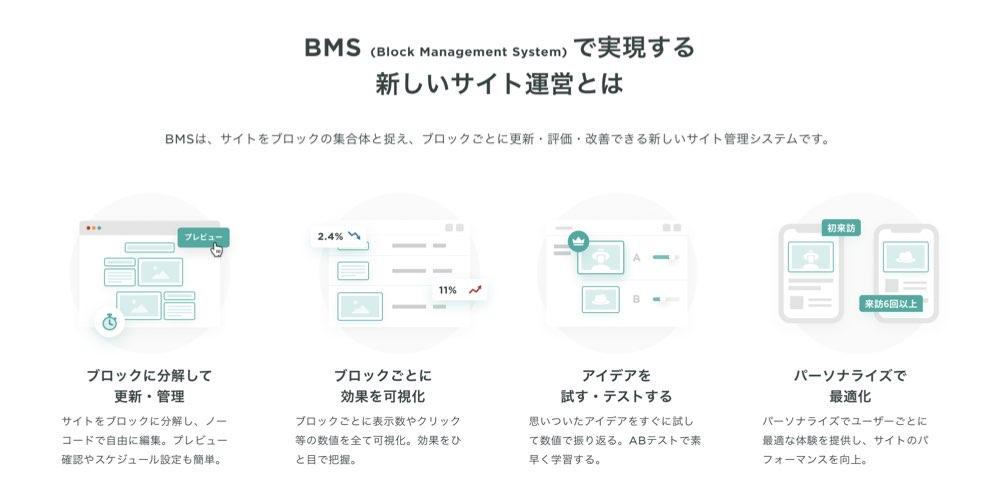 BMS(ブロックマネジメントシステム)